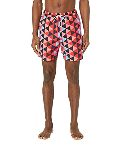 Psycho Bunny Alexander Swim Trunks Men