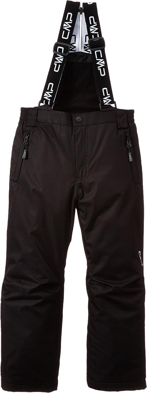 (92, Black) - CMP Boy's 3W15994 Trousers Salopettes
