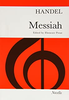 Messiah (Prout)-Voc Sc Paperback