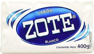 Zote Zote Jab Barra Blanco 400 Gr blanco, Pack of 1