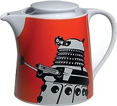 Doctor Who Dalek Tea Pot (Orange)
