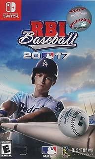 RBI Baseball 17 Switch (NS)