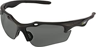 EGO Power+ GS002 Anti-Scratch Safety Glasses with 99UV Protection & ANSI Z87.1 Standards, Grey Lens
