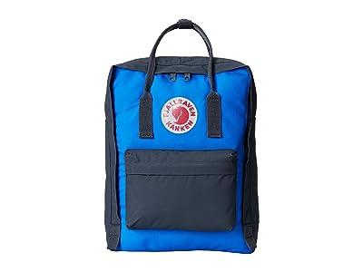 Fjallraven Kanken (Graphite/Un Blue) Backpack Bags