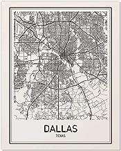 Best dallas city map Reviews