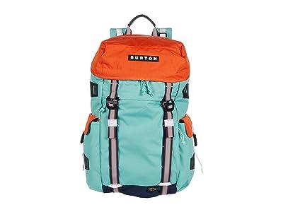 Burton Annex Pack (Buoy Blue Triple Ripstop Cordura) Backpack Bags