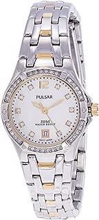 Pulsar Women PXT937X Year-Round Analog Quartz Multicolour Watch