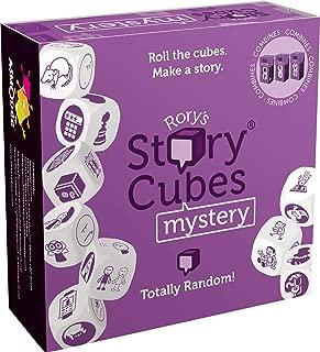 The Creativity Hub RSC29 Rory's Story Cubes Mystery, Multicoloured