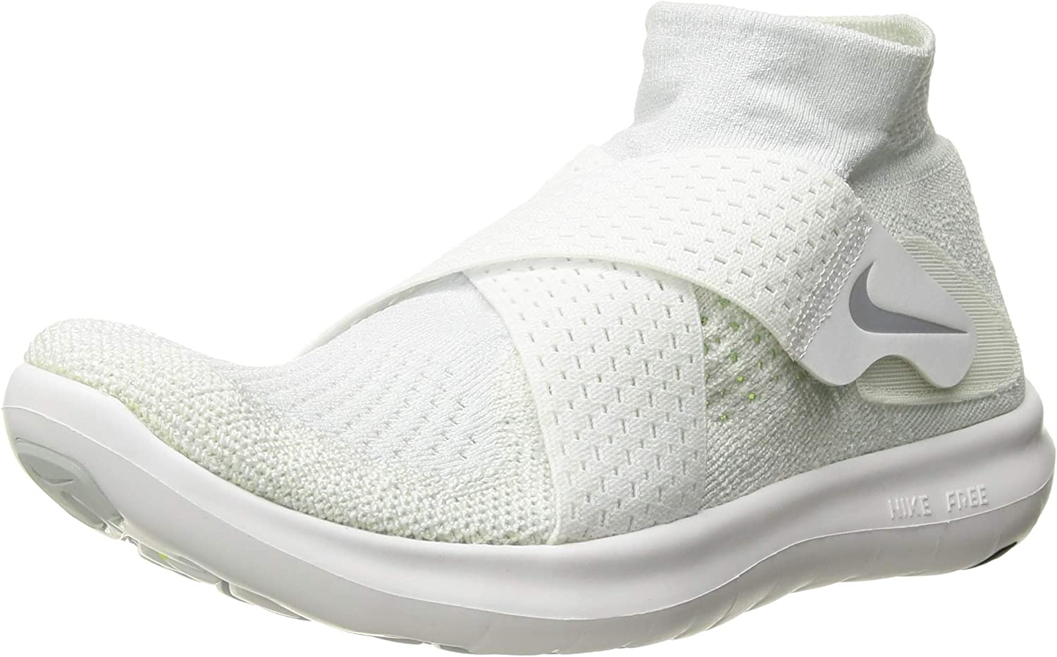 Nike Womens Free sale Rn Motion Fk 2017 High order Shoes Walking Top Pull On Low