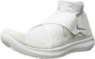 Nike Womens Free Rn Motion Fk 2017 Low Top Pull On Walking Shoes