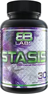 Evil's Bane Labs Stasis, 30 Capsules, Hardening Agent, Hormonal HomeoSTASIS, Reduced Water Retention