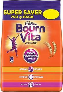Bournvita Cadbury Health Drink Pouch - 750 g