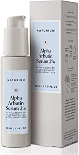 Alpha Arbutin Serum 2% - 1 oz, with Alpha Arbutin, Niacinamide and Lemon