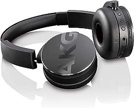 AKG Bluetooth Headphone Black (Y50BTBLK)