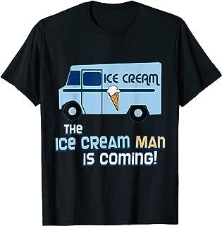 Best ice cream man shirt Reviews