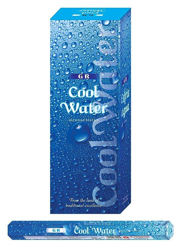 熟達夫婦ブレスCool Water incense-120?Sticks