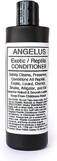 Angelus Reptile & Exotic Deep Conditioner Preserver Lotion #212 8 oz
