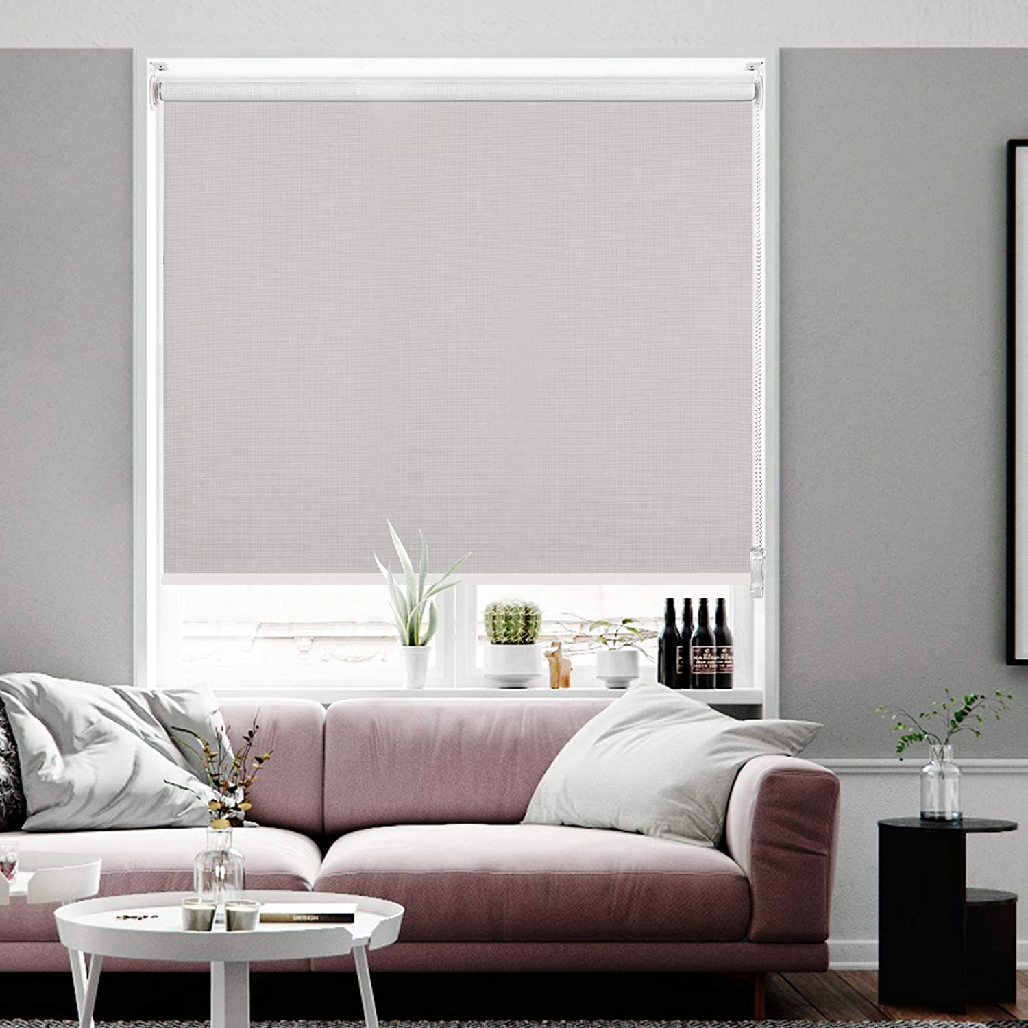 Roller NEW Blinds Waterproof Thermal Insulated 93% おすすめ特集 Protection UV B