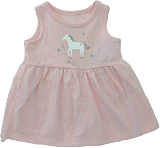 Carters Baby-Girl Mini Blues Sateen Floral Skirt