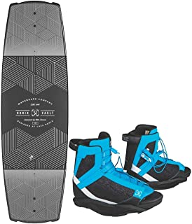 Ronix Vault Wakeboard Package w/District Boots (2019)
