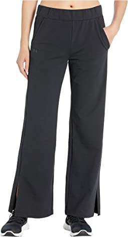 Favorite Open Hem Side Slit Pants