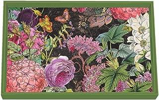 Michel Design Works Botanical Garden Wooden Decoupage Vanity Tray, 12.25