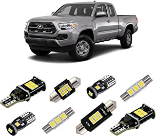 Best tacoma interior led lights Reviews