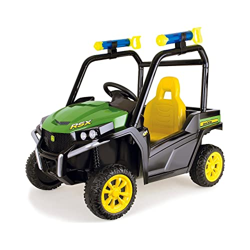 John Deere 46402 Battery Operated Gator Toy, One Size/6V, Green
