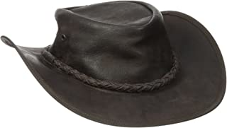 Henschel Soft Cowhide Outback Hat