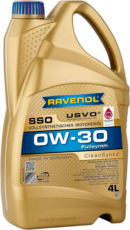 Ravenol Sso Sae 0w 30 Auto