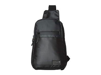 HEX Shoulder Bag (Black Ripstop) Backpack Bags