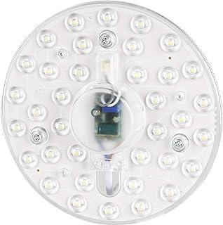 Módulo LED 230 V – 18 W 1800 lm – Kit de conversión con soporte magnético – para lámpara de techo – Lámpara de pared – Blanco diurno (4000 K)