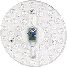 LED-module 230V - 18W 1800lm - Ombouwset met magnetische houder - voor plafondlamp wandlamp - warmwit (3000 K)