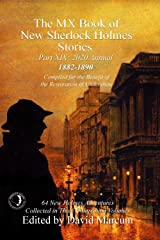 The MX Book of New Sherlock Holmes Stories - Part XIX: 2020 Annual (1882-1890) Kindle Edition