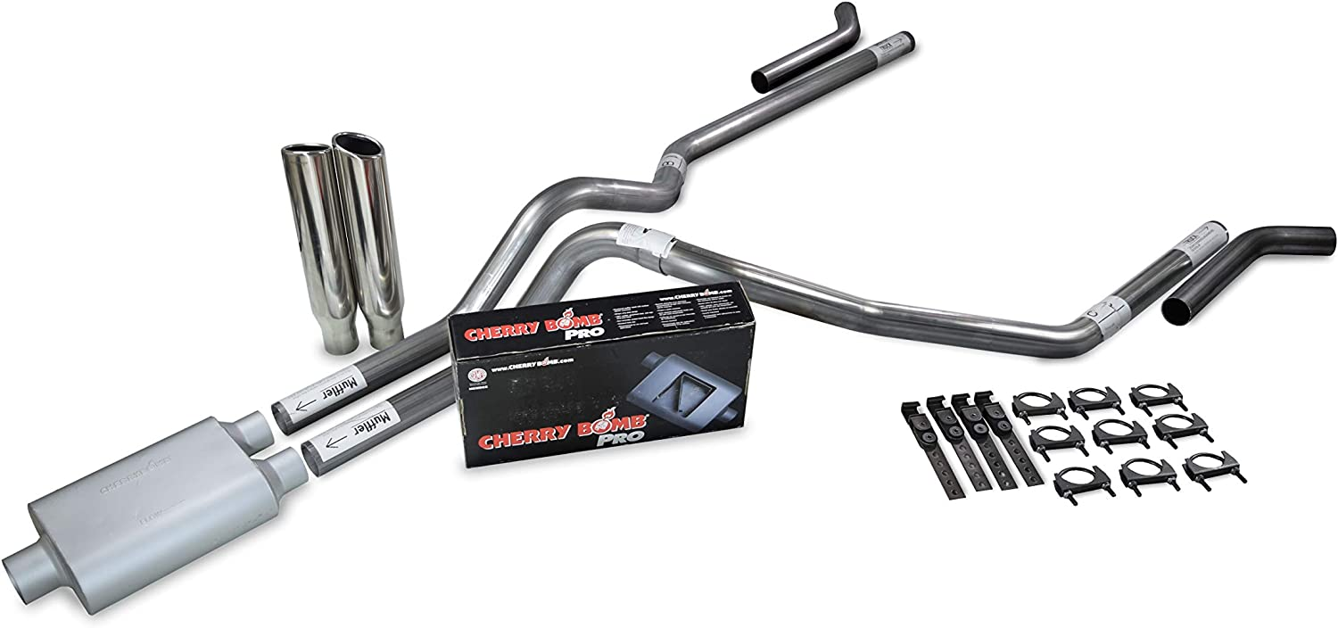 Truck Exhaust Kits - Max 68% OFF Shop Stainless Line Dual 2.5 Max 57% OFF System
