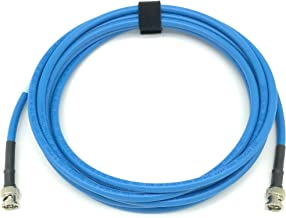 75ft AV-Cables 3G/6G HD SDI BNC Cable- Belden 1694a RG6 - Blue