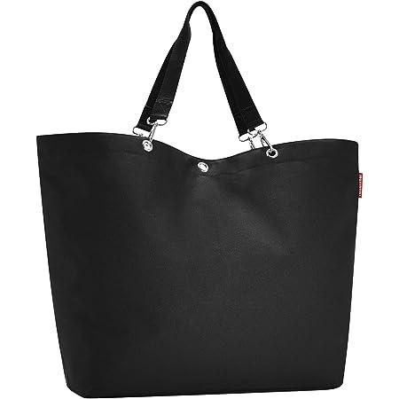 reisenthel Shopper XL Black 35 Liter Schultertasche Umhängetasche Strandtasche