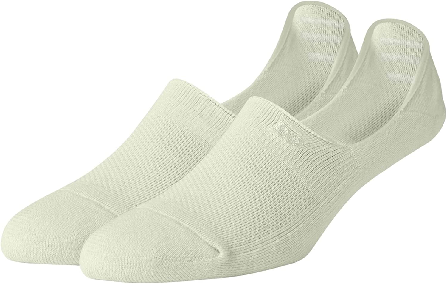 Pair of Thieves Mens Prism No Show Socks, Green, One Size