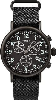 Men's Standard Chronograph Water Resistant Watch TW2T21200 (Black)