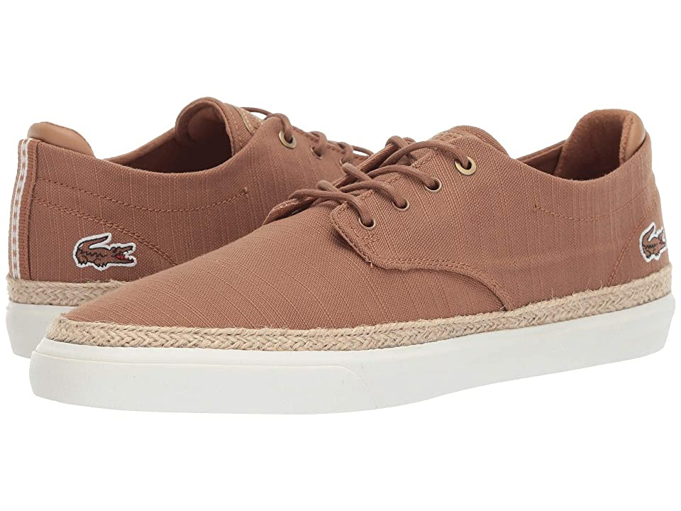 Lacoste Esparre Jute 119 2 CMA (Light Brown/Light Brown) Men