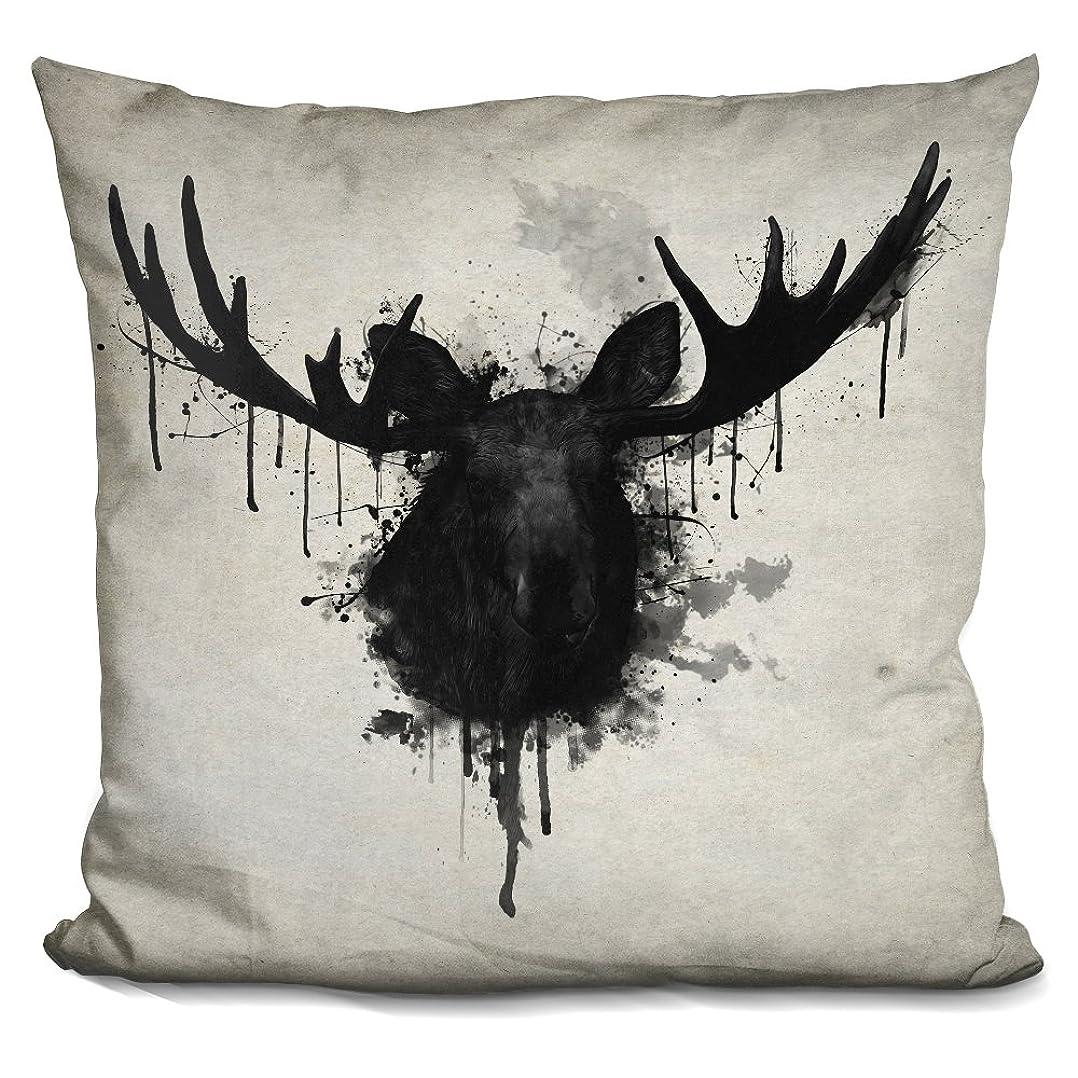ホイスト枯渇するどう?LiLiPi「ムース装飾アクセントスロー枕」