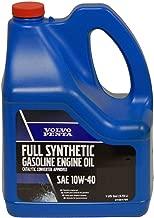 Volvo Penta New OEM 10W-40 Full Synthetic Gasoline Engine Oil, 21681795