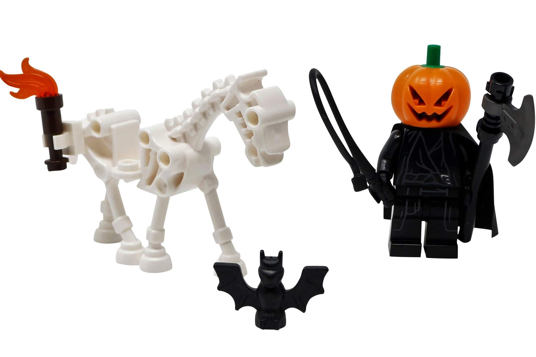 Lego Headless Horseman Legend of Sleepy Hollow Creepy Halloween Minifigure
