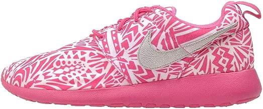 Nike Girls' Grade School Roshe Run Print 677784-100