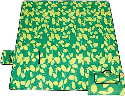 GUJJ Outdoor Outing, Mat, Eindickung, Eindickung, Eindickung, Feuchtdichtes Matte, Picknick Matte, pad, tragbare Picknick, Camping, Picknick Tuch B07335XY4Y | Ein Gleichgewicht zwischen Zähigkeit und Härte  76801d