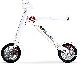 UBERSCUUTER The Uber Scuuter Plus - The Electric Foldable Bike