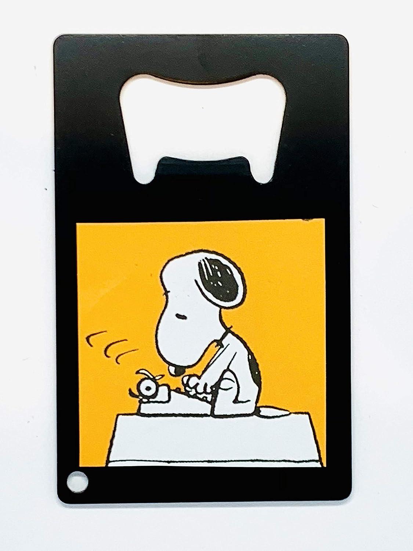 Peanuts San Antonio Mall Bottle Opener Magnet- Handmade Manga Industry No. 1 from C Recycled