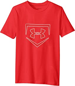Graphic Short Sleeve Plate Icon (Big Kids)