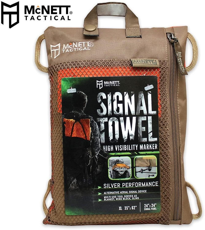 McNett Tactical Microfiber Signal Towel - 35x62 by McNett