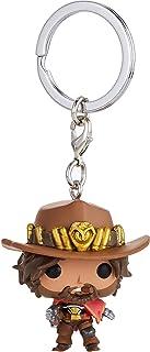 مجسمات فانكو بوب. سلسلة مفاتيح: شخصية مكري من أوفرواتش